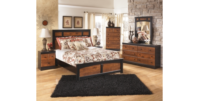 Aimwell Panel Bedroom Set